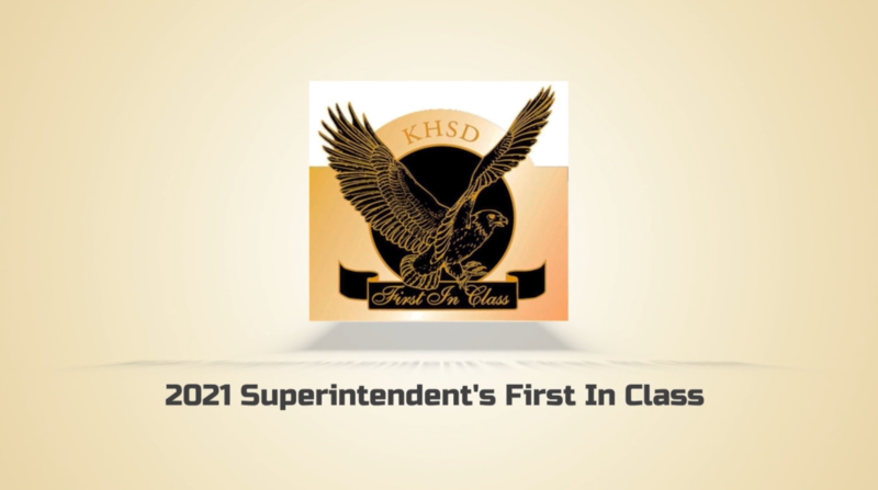 2021 Superintendent's First In Class Awards Video Celebration Thumbnail Image