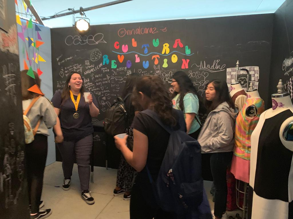 LAHSA Linked Learning Museum Popup Interactive