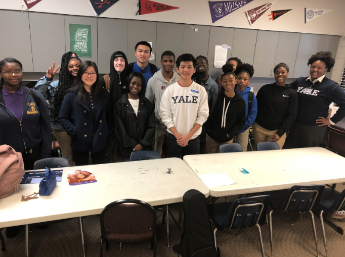 Yale University Visits Hattiesburg High School Featured Photo