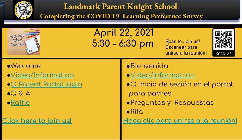 Parent Knight School