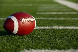 Football on field image 2