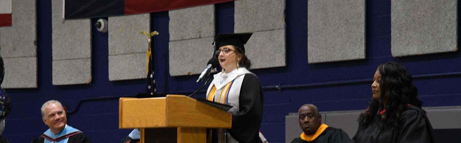 Class 2021 Speech