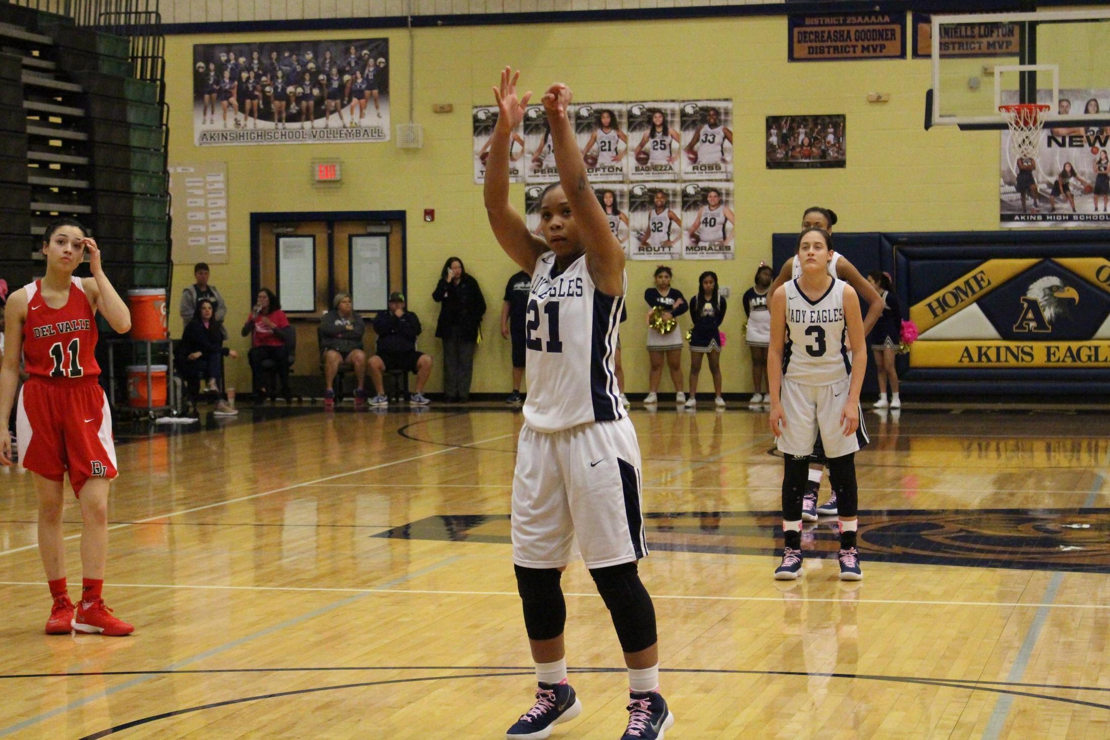 Home – Girls Basketball – Akins Early College High School