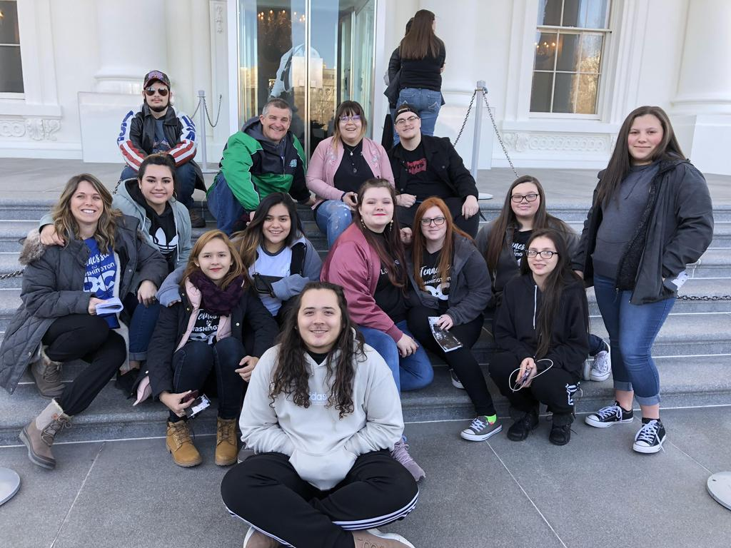 HHS Goes to DC