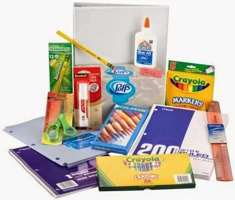 2020-2021 School Supply Lists Available NOW... Thumbnail Image