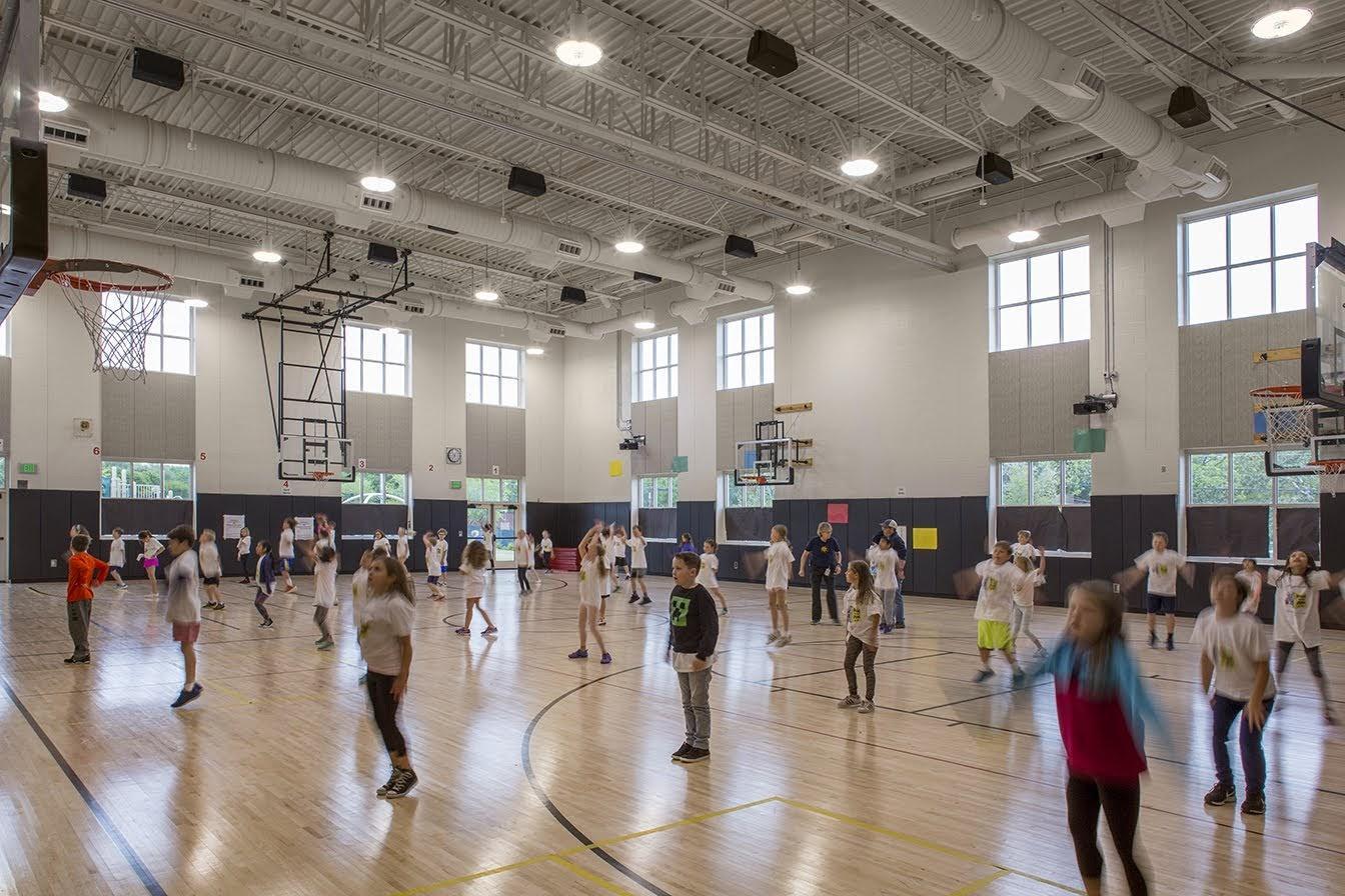 Elementary #5 gym