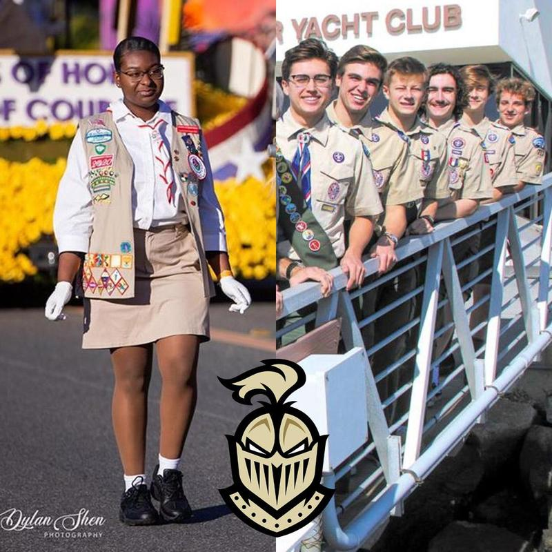Bishop Montgomery Scouts Recognized Thumbnail Image