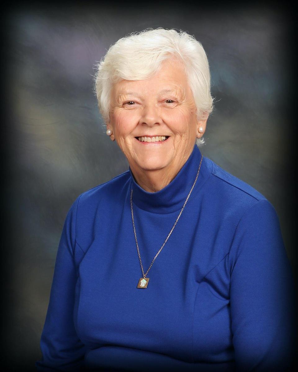 Patricia Huffman, past chair emeritus