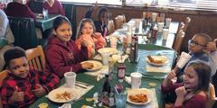 Perfect Attendance D's Lunch-2018