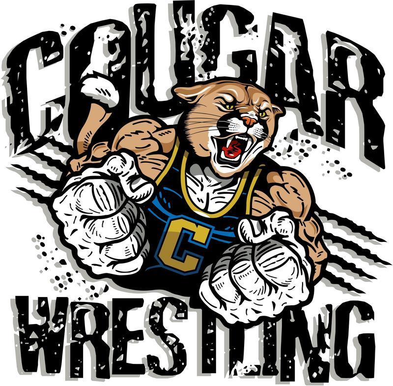 Jefferson Wrestling clipart