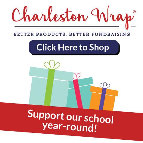 Charleston Wrap Fundraising! Thumbnail Image