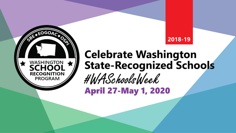 Washington State School Board of Education State Schools logo