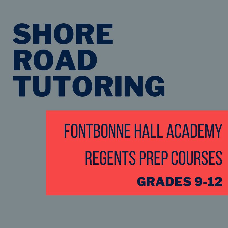 Shore Road Tutoring Thumbnail Image