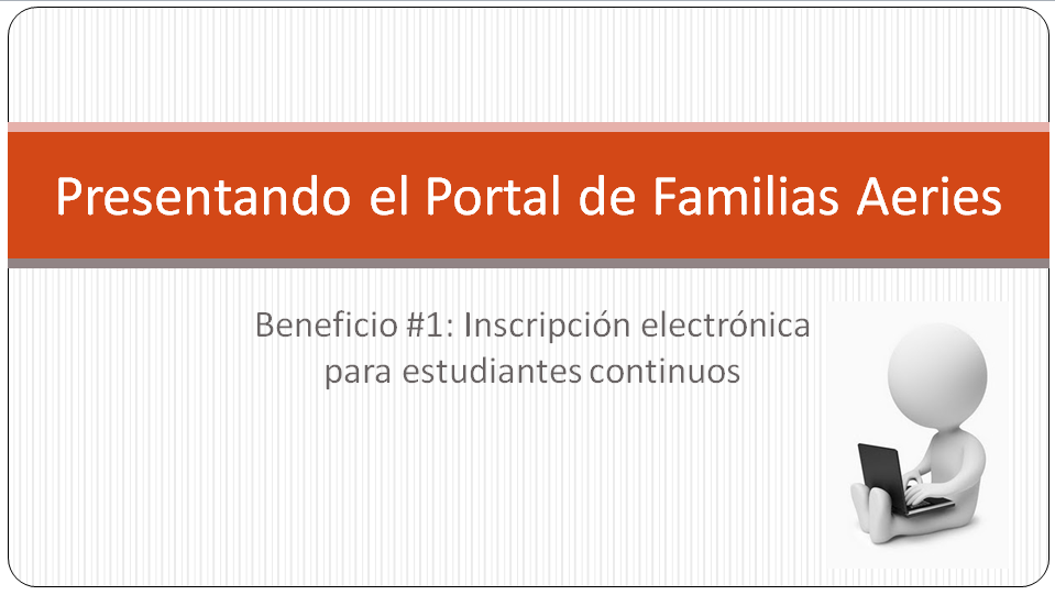 Aeries Family Portal Tech Tools For Families San Lorenzo Unified
