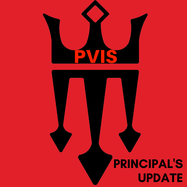 Principal's Update | March 27, 2020 Thumbnail Image
