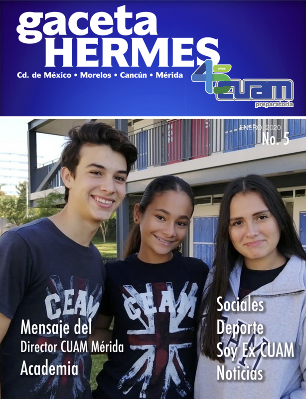 Gaceta Hermes CUAM Enero 2020