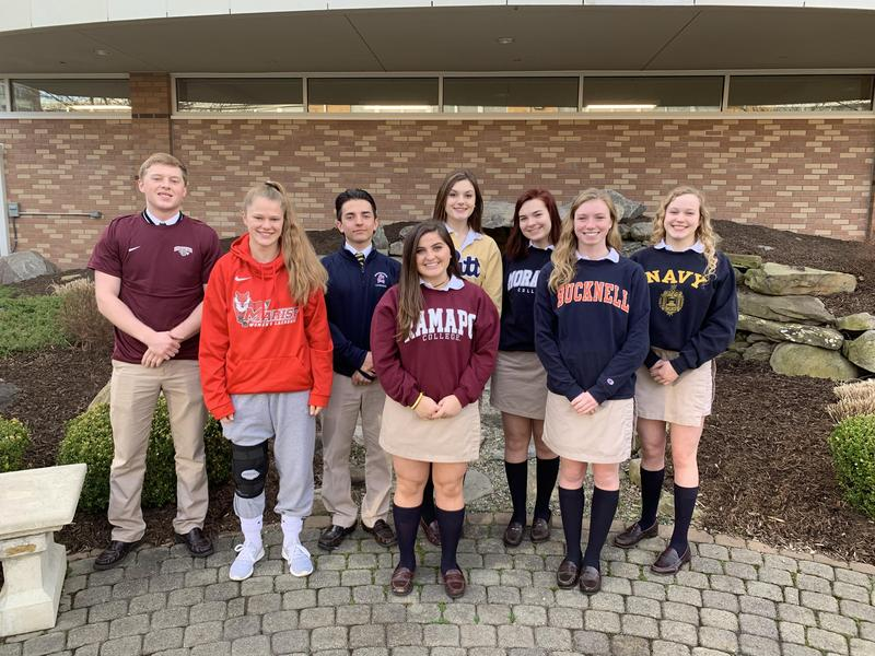 PJ Students College Sweaters