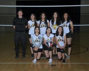 J. V. Girl's Volleyball.JPG