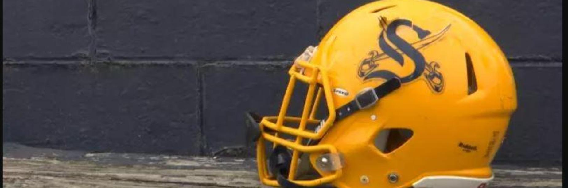 SHS Football Helmet