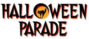 halloween parade graphic