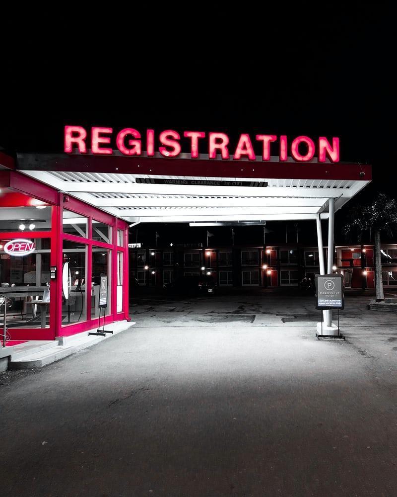 registration drive in