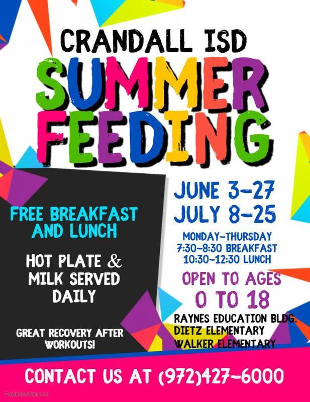Summer Feeding Featured Photo