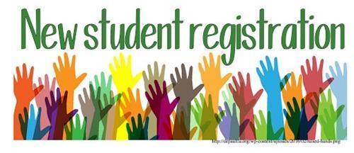 New Student Registartion