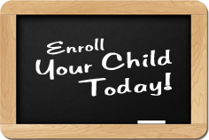 Need to enroll a new student?  Click here to start the process. Featured Photo