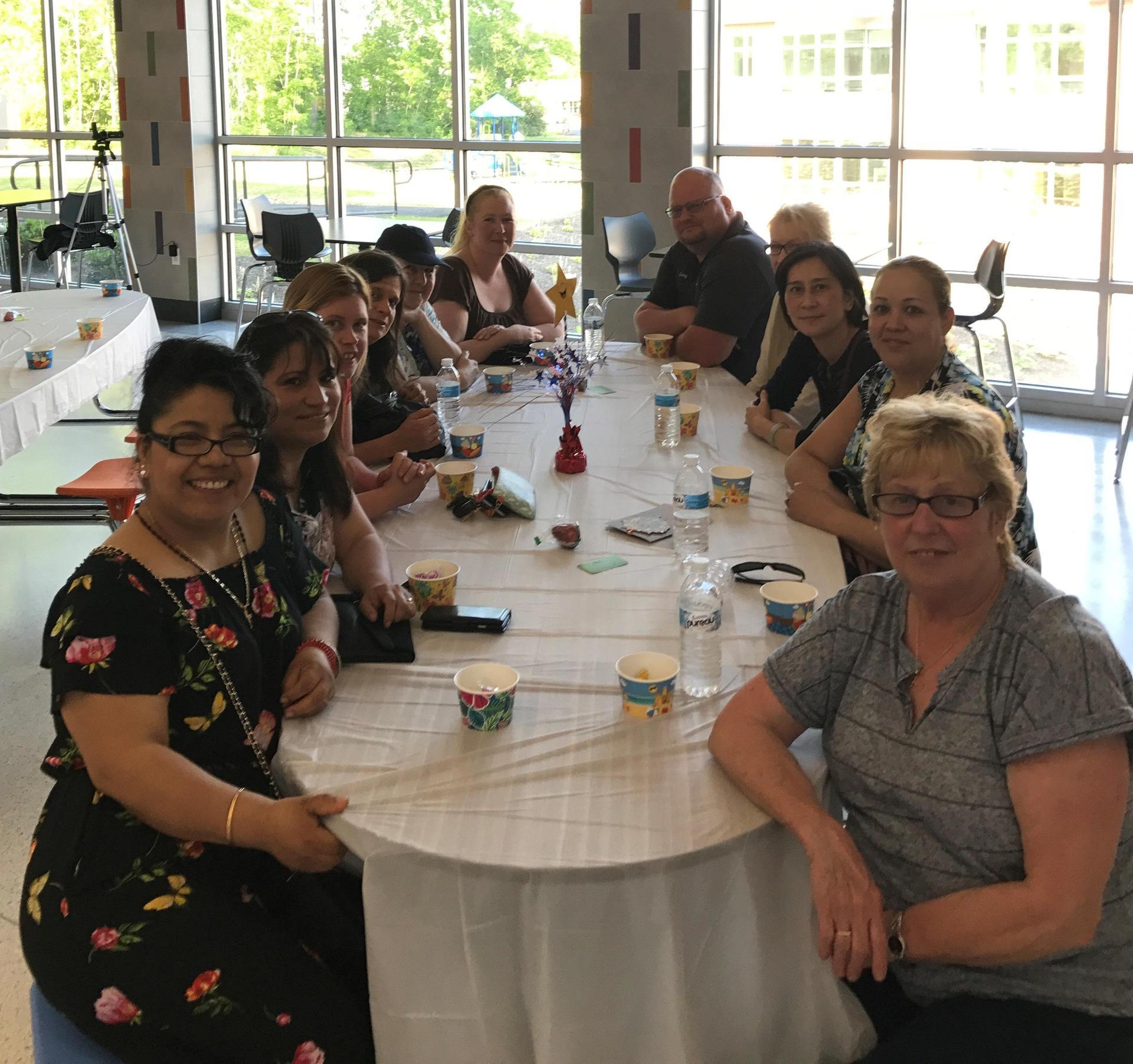 Professional Development at Hatboro Horsham School District with the School Nutrition Association