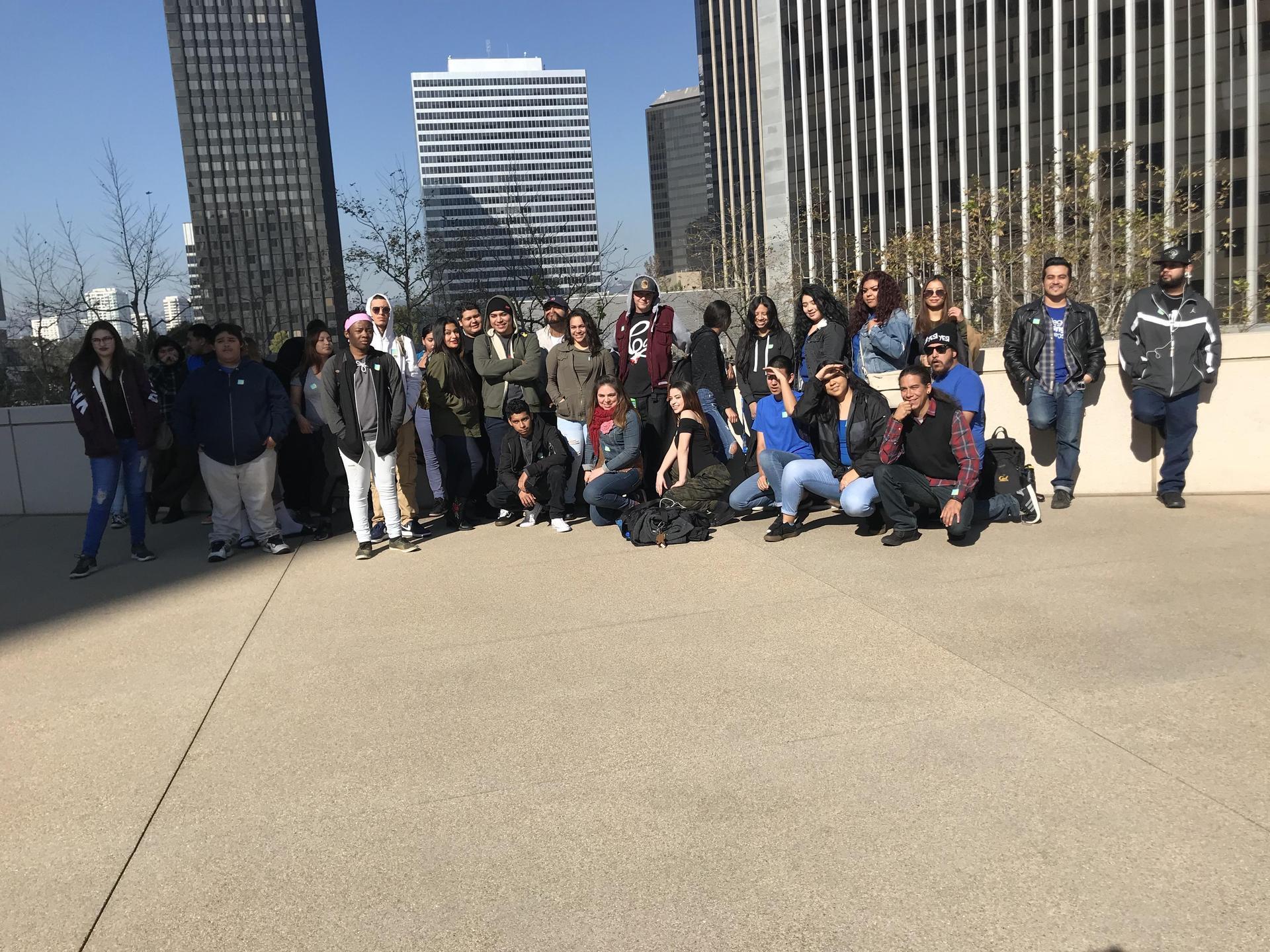 SGVCC Art Trip Group Shot