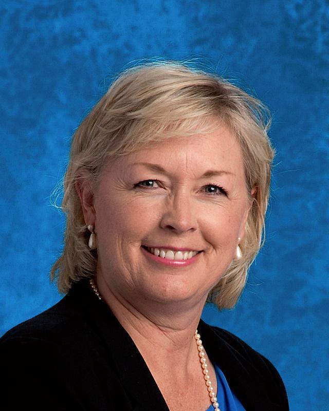 Photo of Board President, Penny Smith