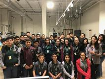 STC hosts Alton Memorial Jr High for Manufacturing Day