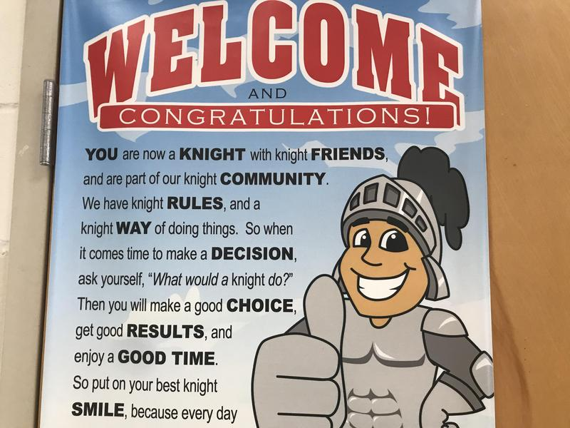 West Lauderdale Elementary Poster
