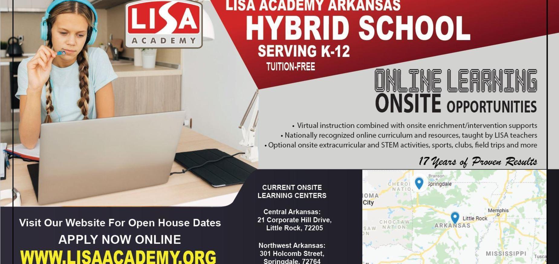 Hybrid School Graphic 1