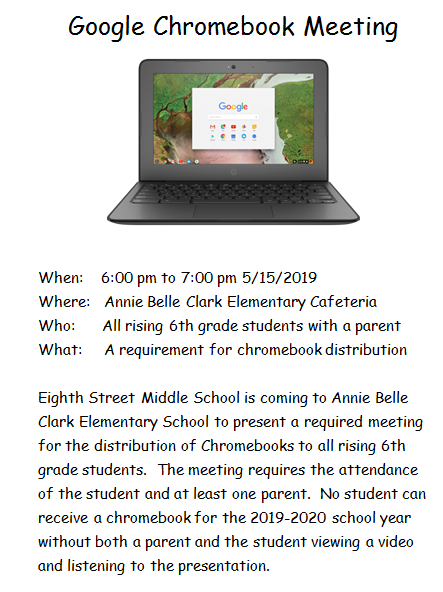 Google Chromebook Meeting Featured Photo