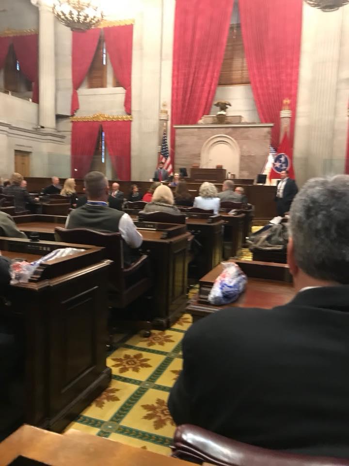 legislature meeting