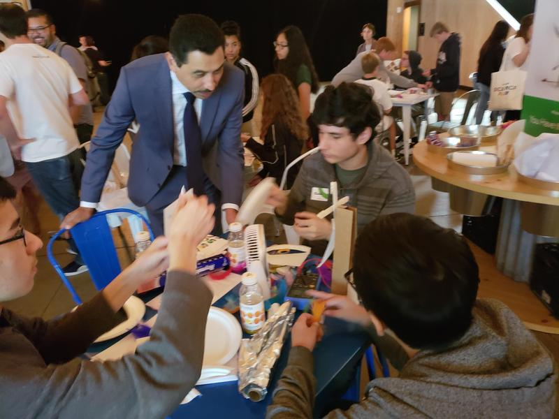 Every great idea starts somewhere! Students Participate in Google Science Fair. Thumbnail Image