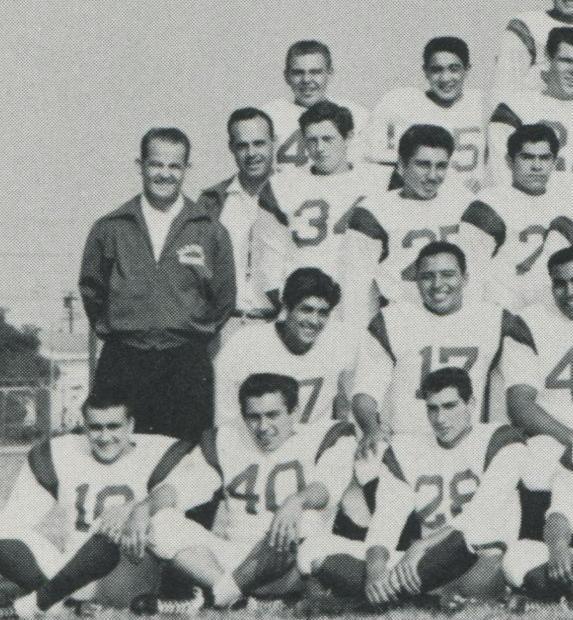 1958 B Football