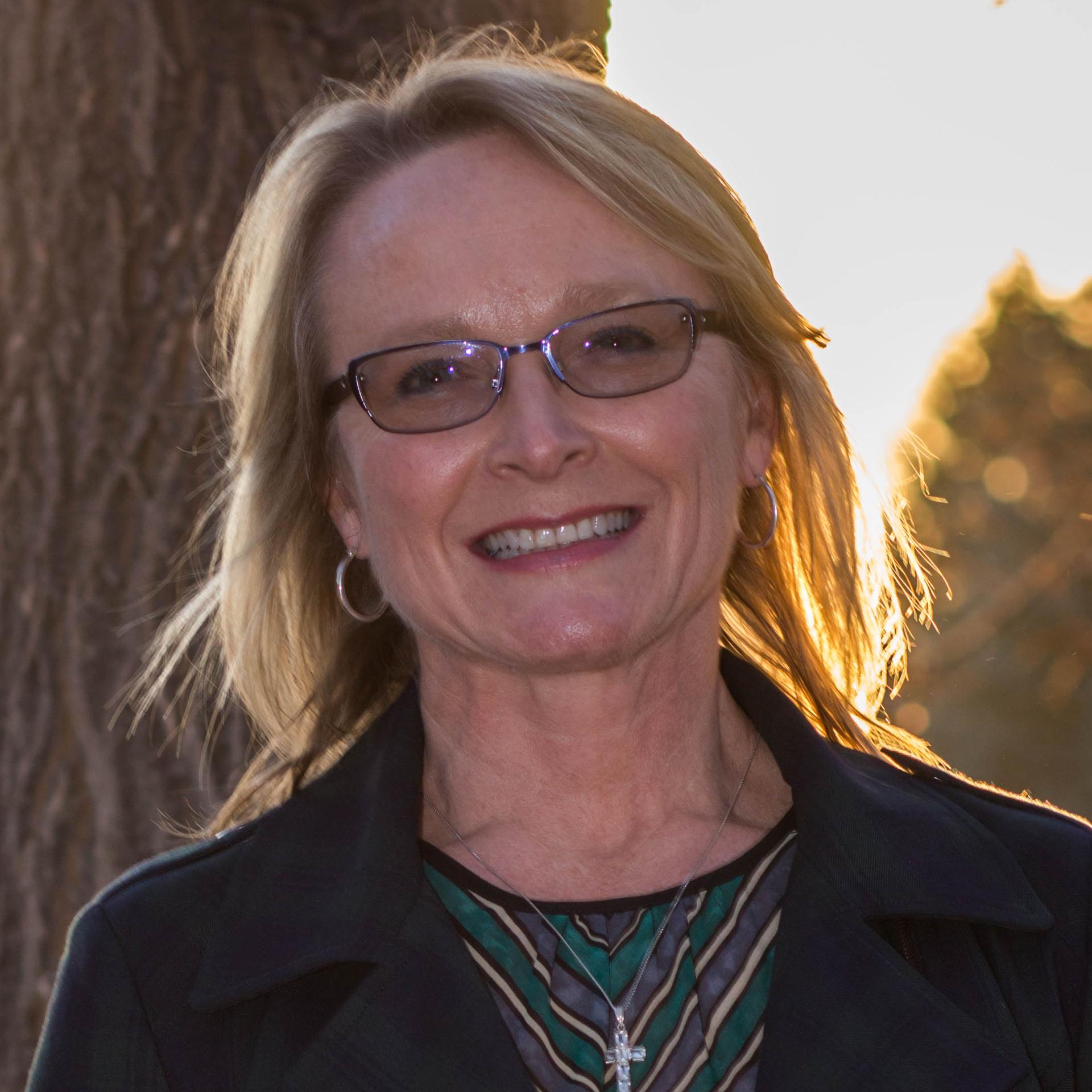 Community Member Tracy Scroggins