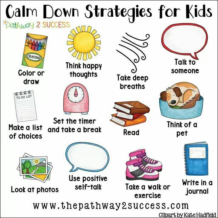 Calm Down For Kids