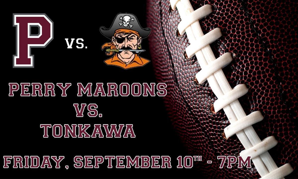 tonkawa game day
