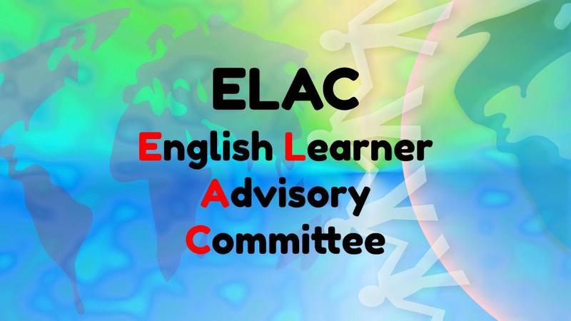 ELAC Meeting Featured Photo