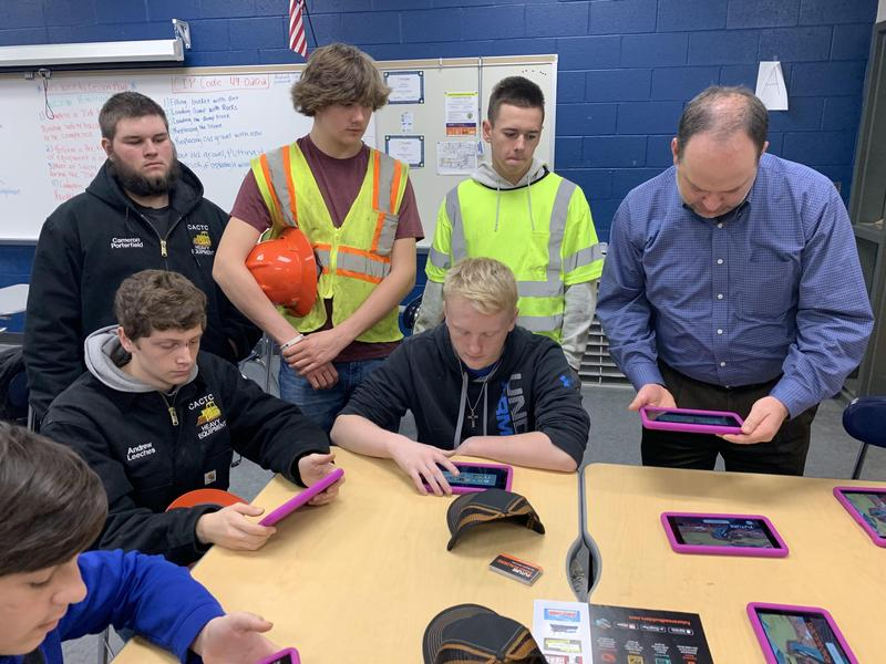 Video game creates real-world connections for construction students Featured Photo