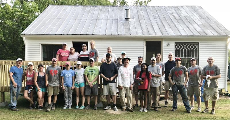 2018 Family Mission Trip Featured Photo
