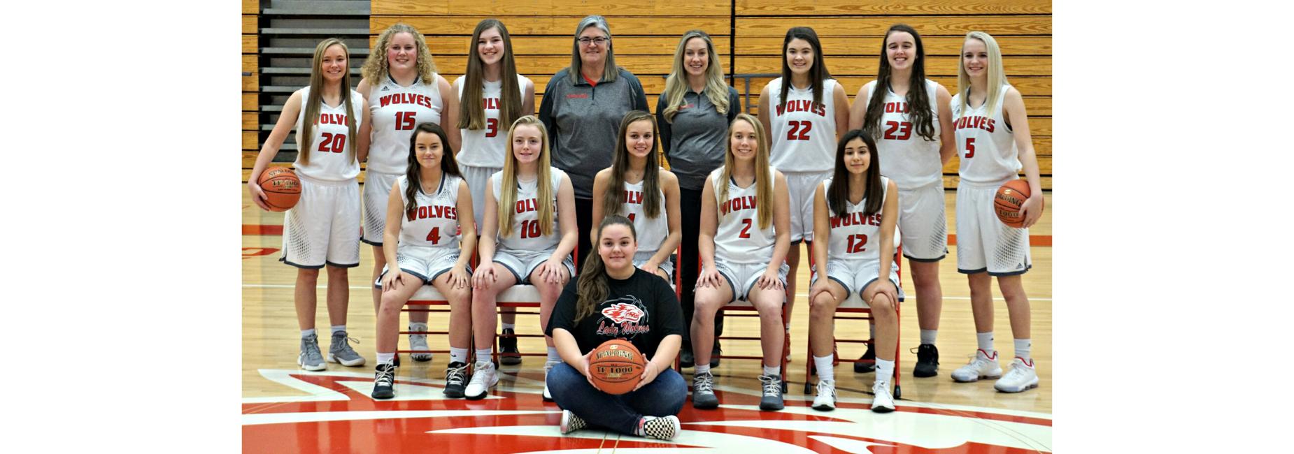 RSHS Girls Basketball Team