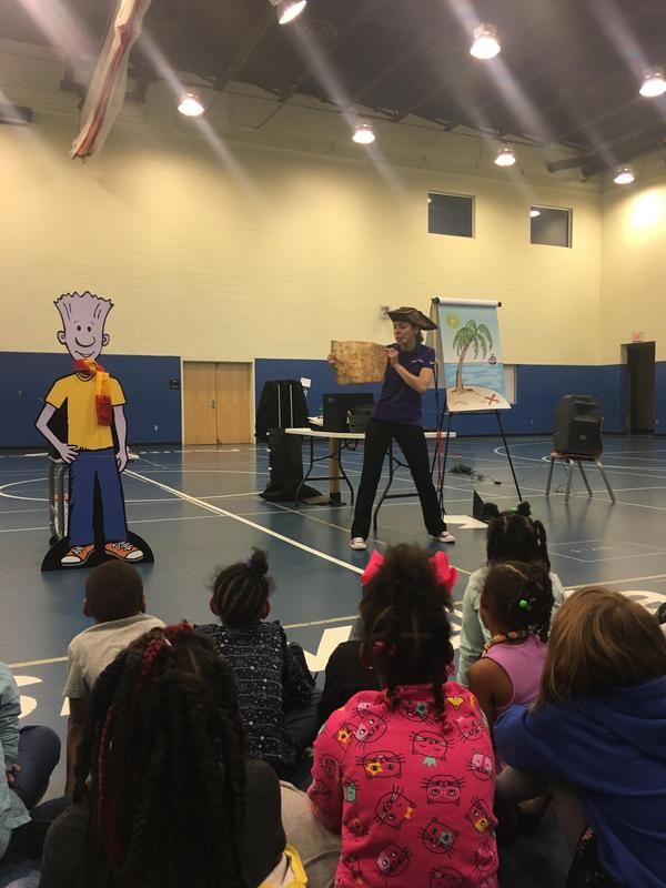 PCES Welcomes the NED Show! Featured Photo