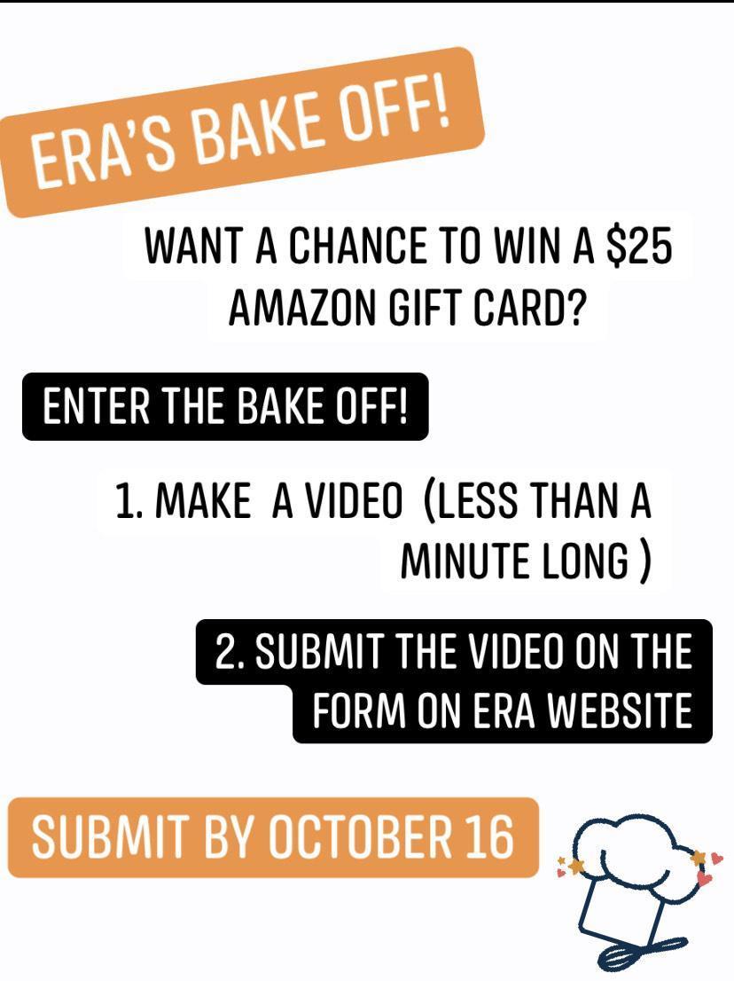 ERA's Bake Off