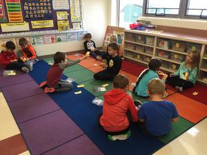 CCECC 1st Grade