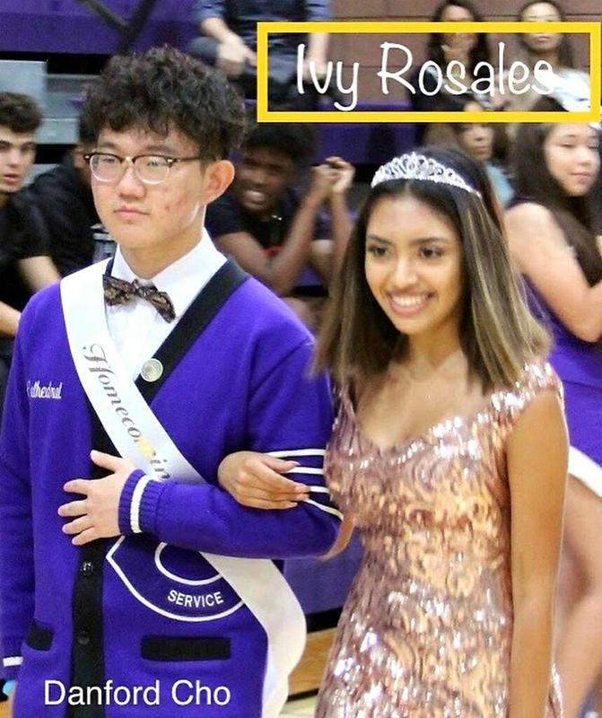 Chapel Alums Chosen for Cathedral High Homecoming Court Featured Photo