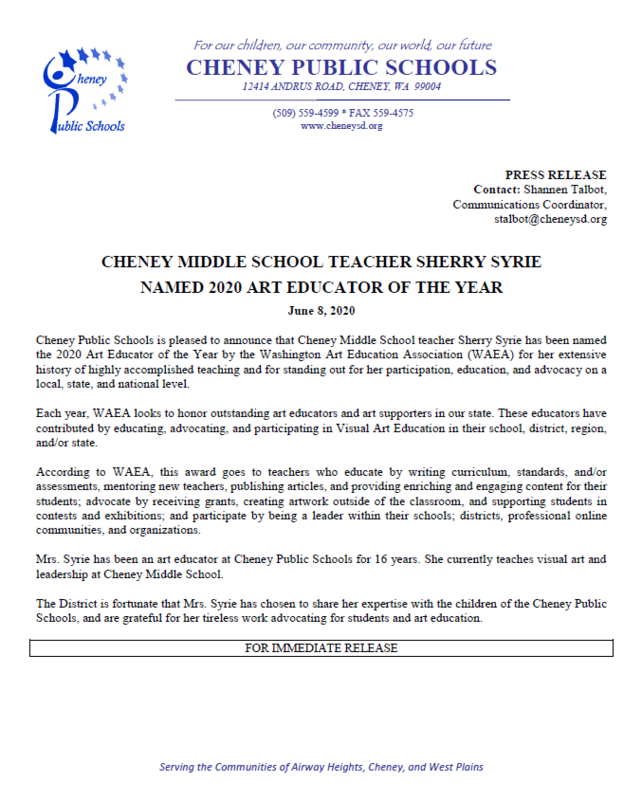 Sherry Syrie - Art Educator of the Year.PNG